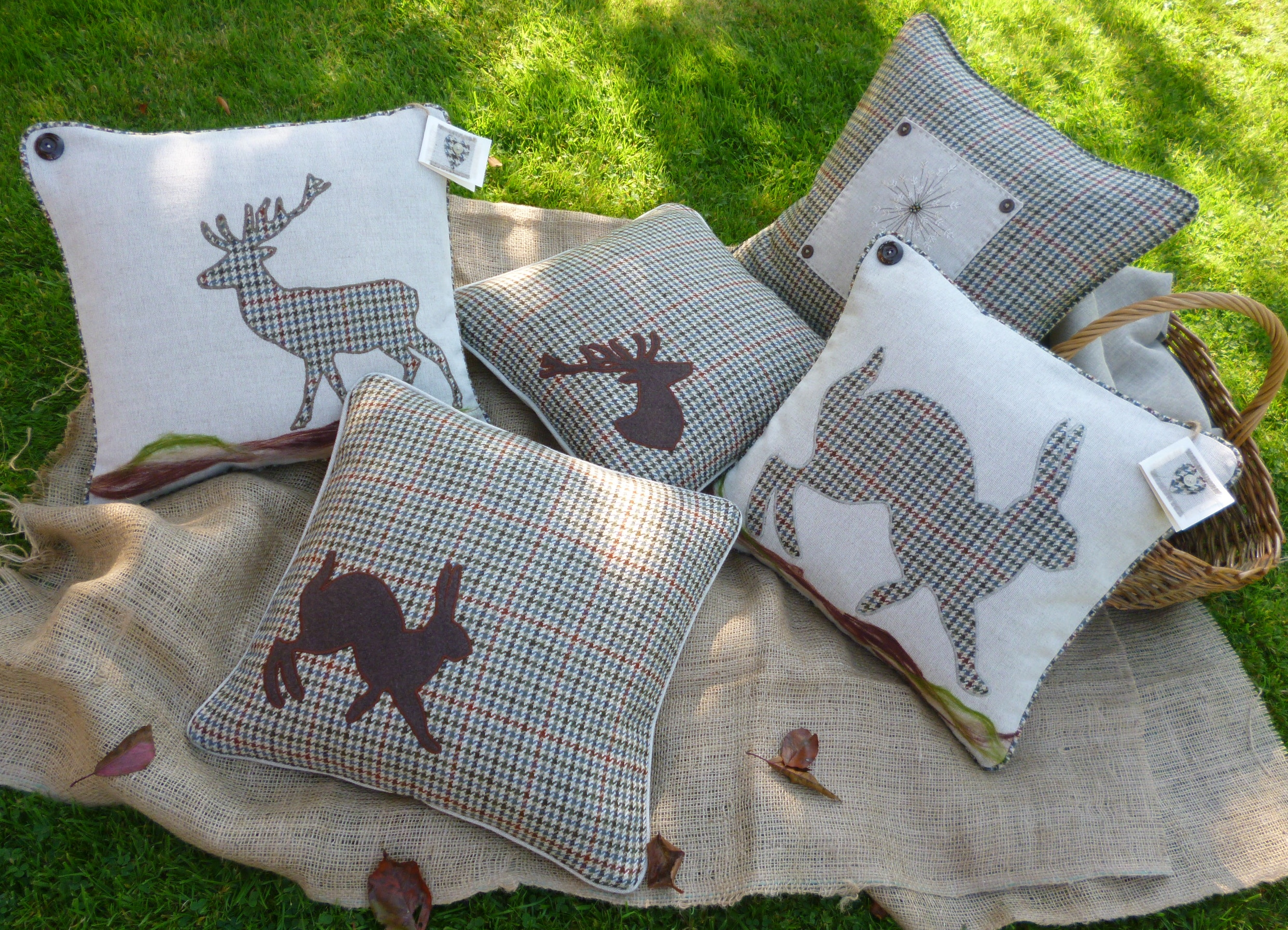 Perfectly piped and zipped cushions workshop jane lightfoot