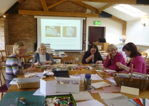 Manor Farm Tea Shoppe Sewing Workshop