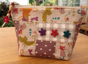Glenys' Cosmetic Purse