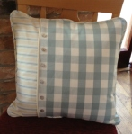 Piped cushions